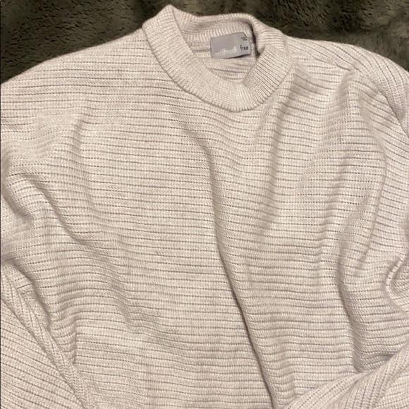 Aritzia sweater Wilfred free